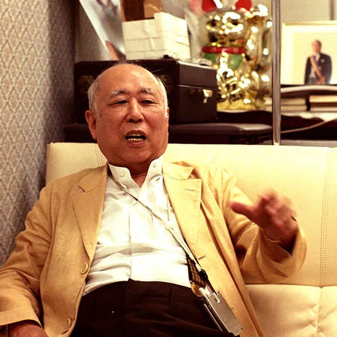キャバレー「ハリウッド」創業者 福富太郎氏 | ものさしをはっきり決めよ