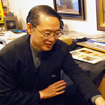 山本冬彦氏 | 今のビジネスマンにも〈絵画を買う〉楽しみを知ってもらいたい