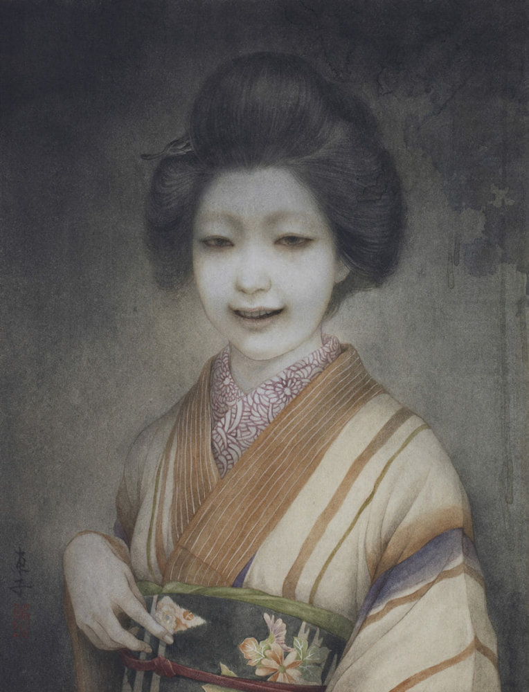 岡本東子「暗がり」
