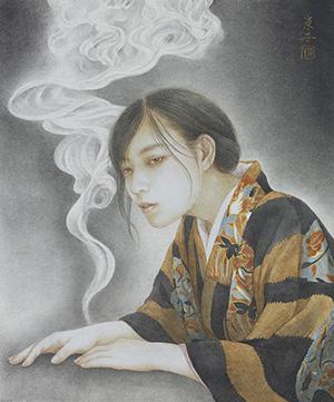 岡本東子「こころゆるび」