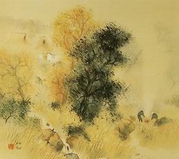 堂本 印象「山清霜降」shinwa 2006.3