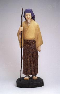 平櫛田中「西山逍遥」