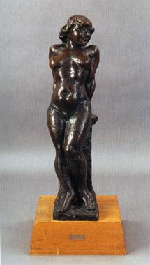 木内克「裸婦」