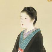 11 鏑木清方(かぶらぎ・きよかた)