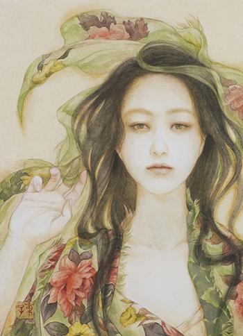 岡本東子「果てを知らない-地」2014