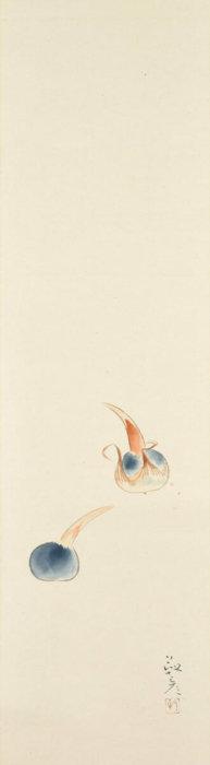 """Yasuda Yukihiko """"Water Chestnut"""""""