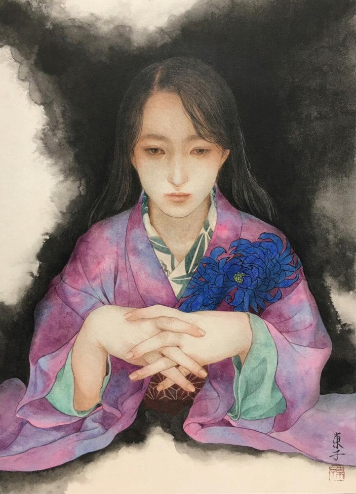 岡本東子「閉じる」2019