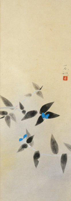 "Akino Fuku ""Asiatic Dayflower"""