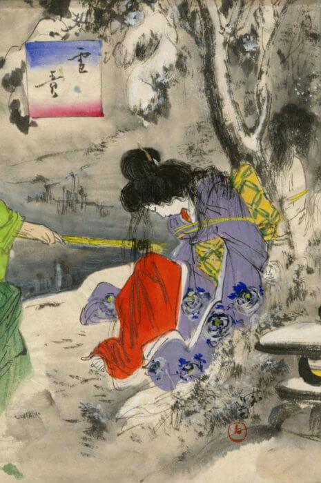 """Ito Seiu """"Sado-erotic Painting"""""""