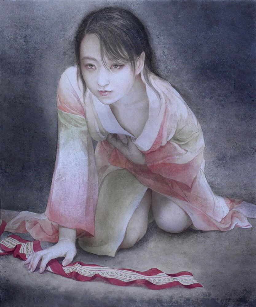 岡本東子「底なしの愚」