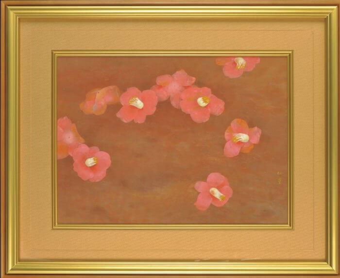 """Uemura Shoko """"Camellias"""""""