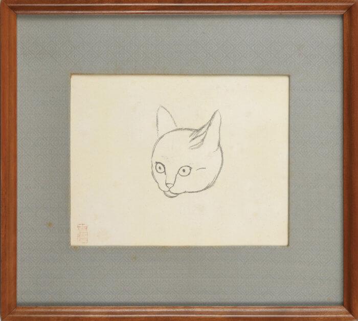 "Kobayashi Kokei ""Cat"""