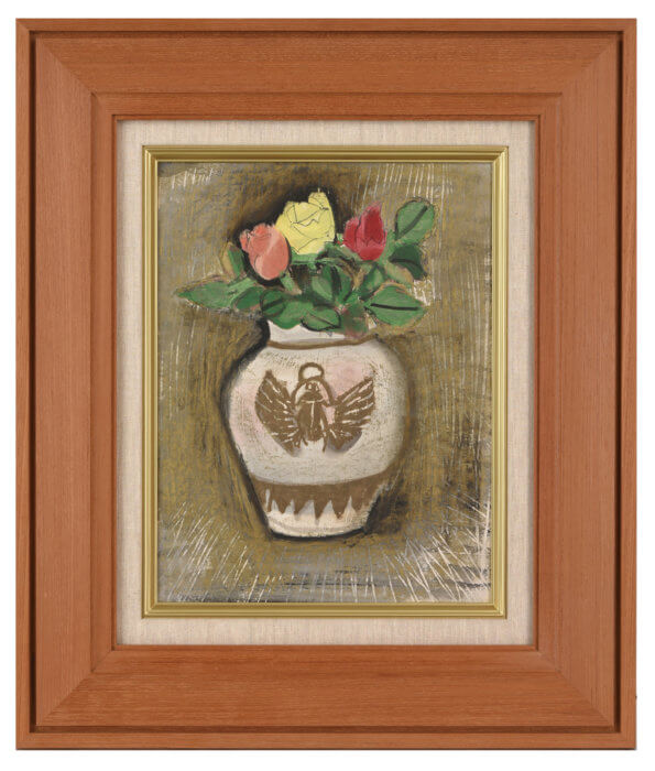 "Sugimoto Kenkichi ""Roses"""