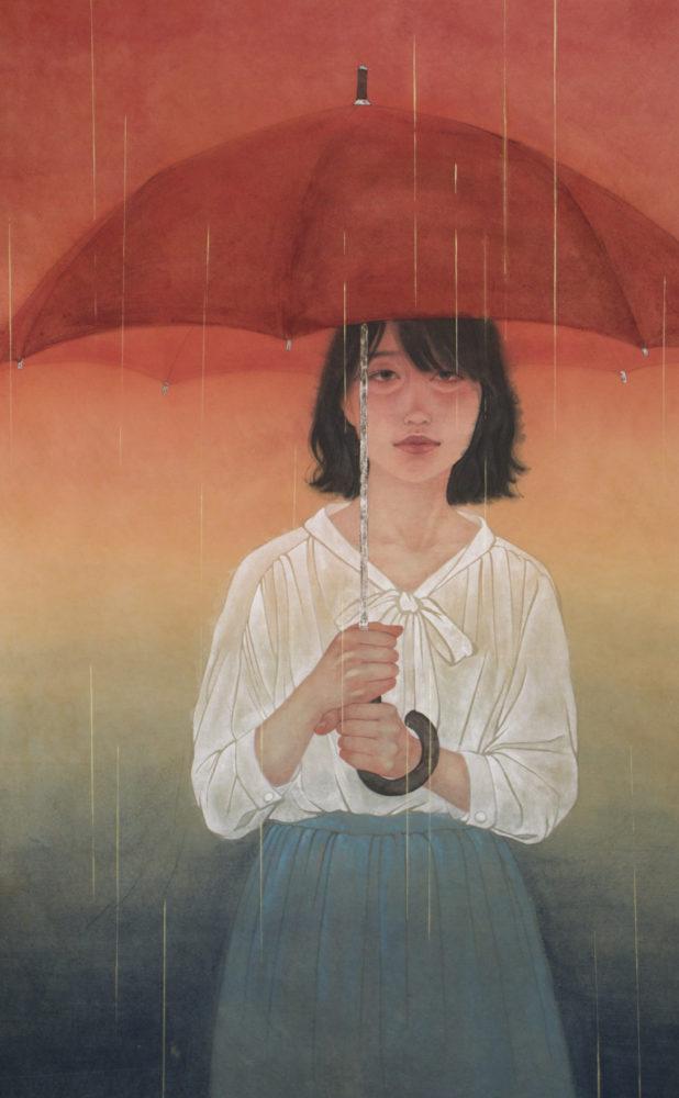 田口由花「火の雨」