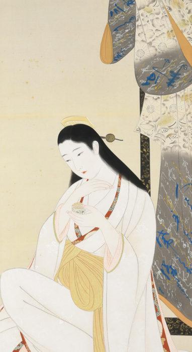 小早川 清「静夜聞香」