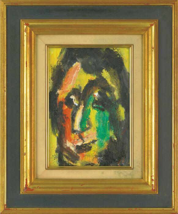 "Satomi Katsuzo ""Portrait"""