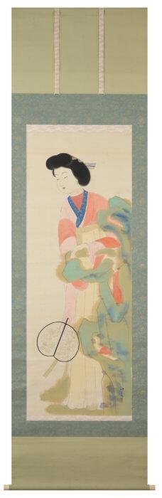 """Yamamura Koka """"Spring Garden"""""""