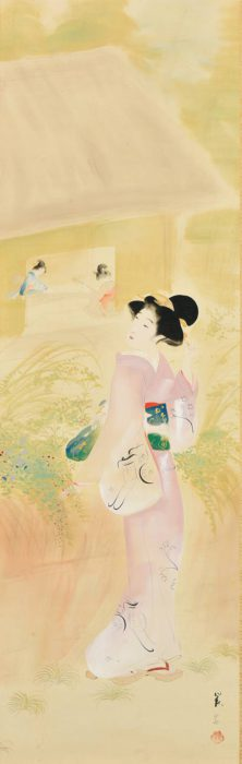 "Yamamoto Shoun ""Three Themes of  Flowers"""