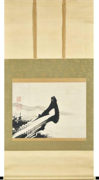 """Ito Jyakuchu """"Landscape"""""""