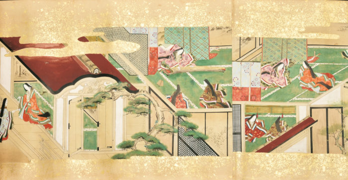 "Author unknown ""Narrative Picture Scroll of the Tale of Sumiyoshi"""