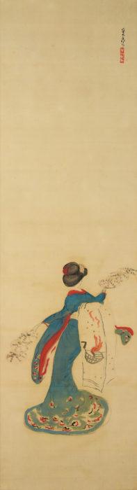 福田 平八郎「舞子」