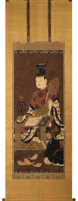 "Unknown ""Prince Shotoku"""