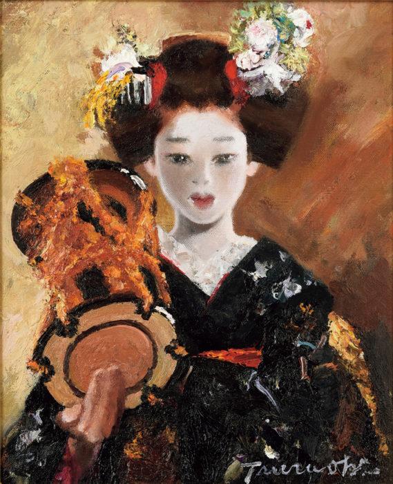 """Tsuruoka Yoshio """"Hand Drum"""""""