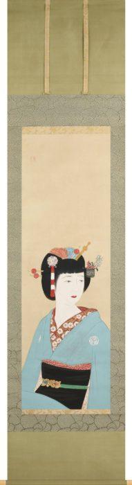 "Kobayakawa Kiyoshi ""Lady of Nagasaki"""