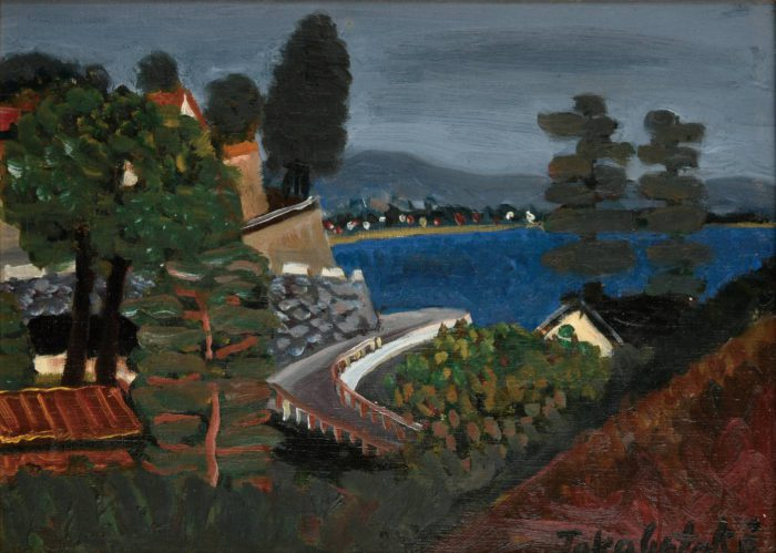 "Takabatake Tatsushiro ""Landscape"""