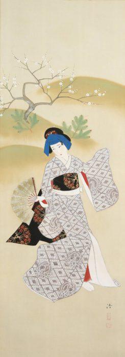 小早川 清「舞之図」