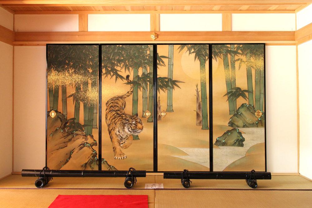 正寿院襖絵