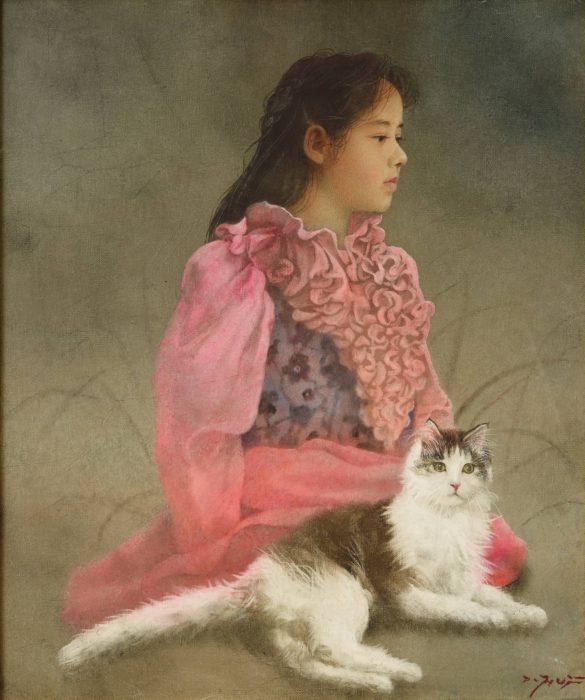 "Fujii Tsutomu ""Marie in the Morning"""