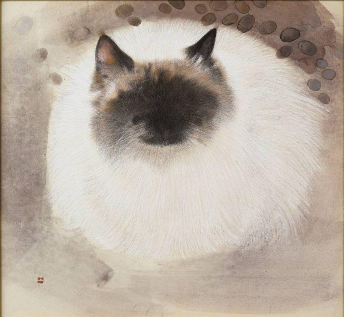 竹内 浩一「猫」