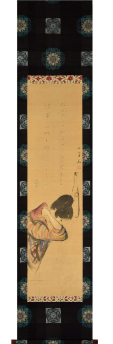 竹久 夢二吉井 勇「浪華の蝶」