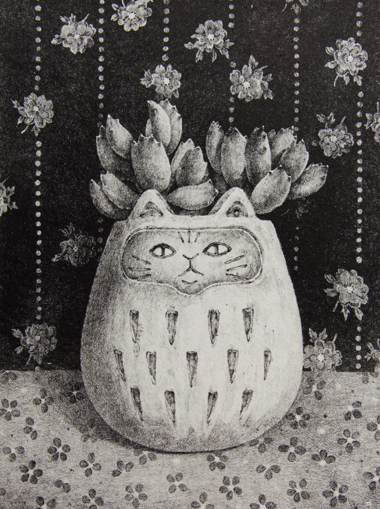 色川美江「子猫の爪」
