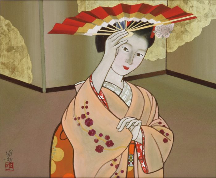 "Hashimoto Meiji ""Dance"""