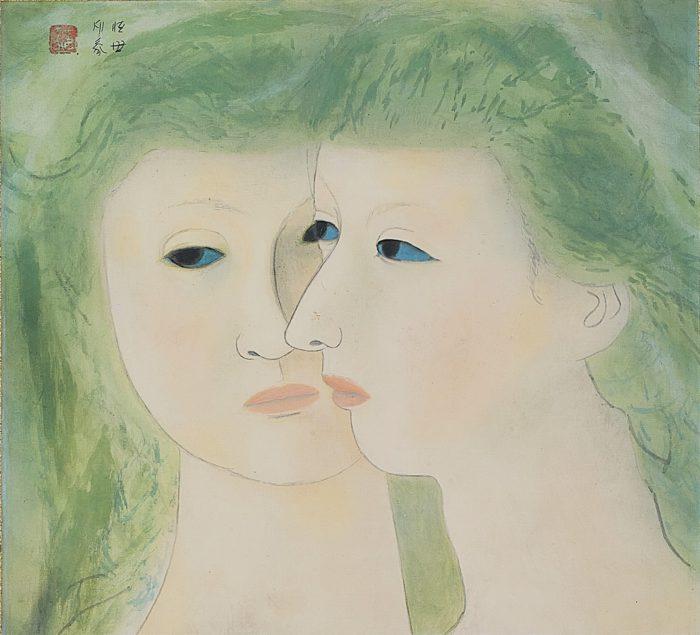 堂本 印象「二人の顔」