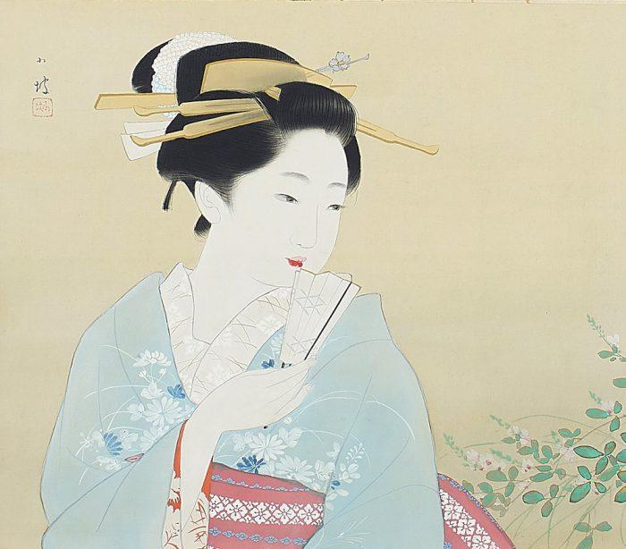 """Ito Shoha """"Early Autumn"""""""