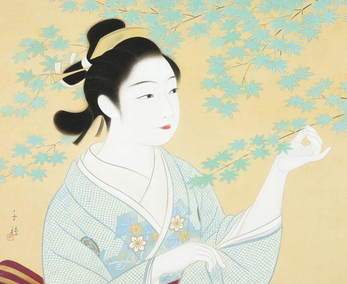 木谷 千種「薫風」