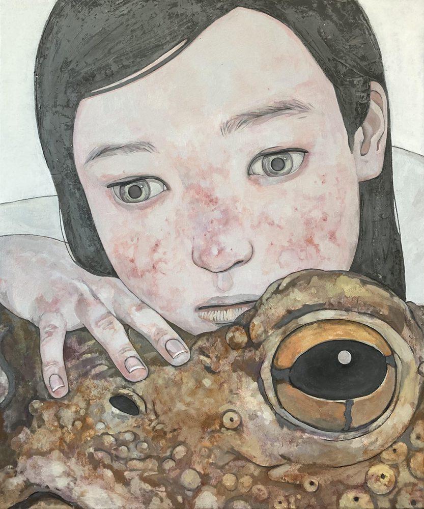 加納萌子2021「お家へ」