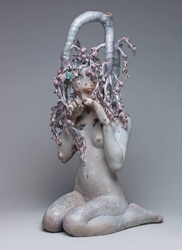 村上仁美「憂き目の花が咲き匂う」