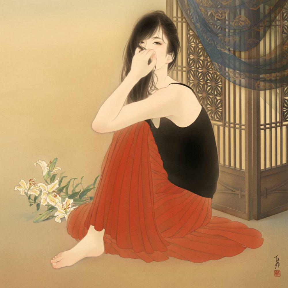 松浦シオリ「私の髪が長い理由<三>」